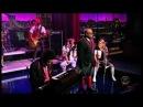 Gnarles Barkley Crazy David Letterman Show