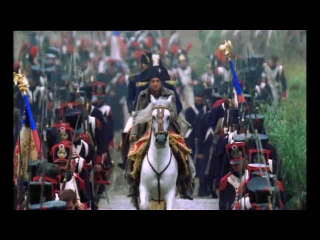 Napoleon Bonaparte : la marseillaise