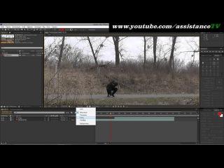 Как сделать эффект Полет Супермена - Adobe After Effects