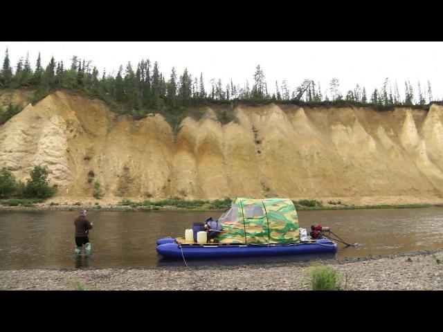 По реке Мезень и Мезенской Пижме