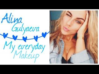 My everyday makeup/Мой повседневный макияж ♡