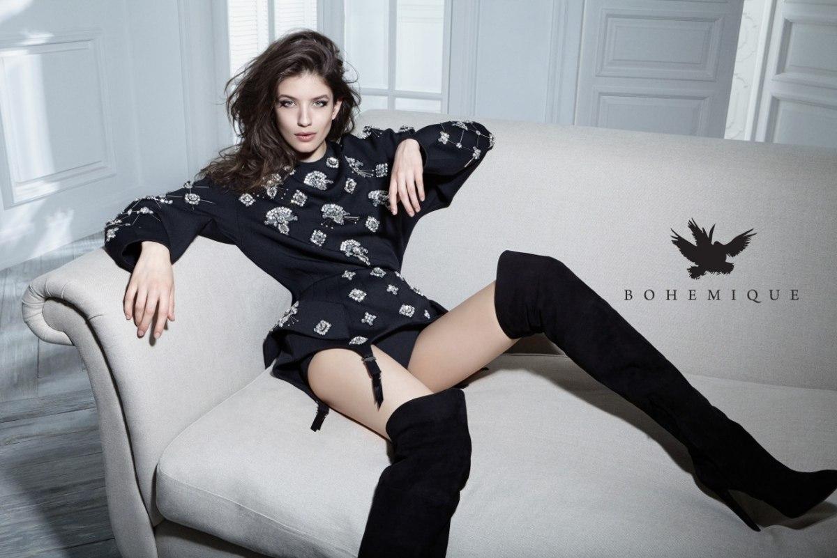 d985325af51 Русские бренды одежды представлены во всех сегментах и направлениях. Это и  дизайнерские вечерние платья Bohemique