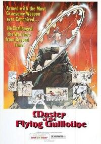 El luchador Manco 2 (El luchador manco contra la guillotina voladora)