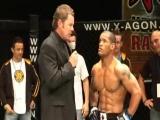 16 - Hector Lombard vs Tatsuya Kurisu [X-Agon]