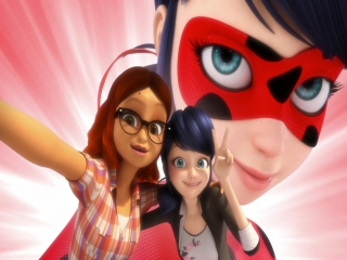 [HD] Miraculous:Tales of Ladybug & Cat Noir S1E07 - Lady Wifi [ENGLISH DUB]