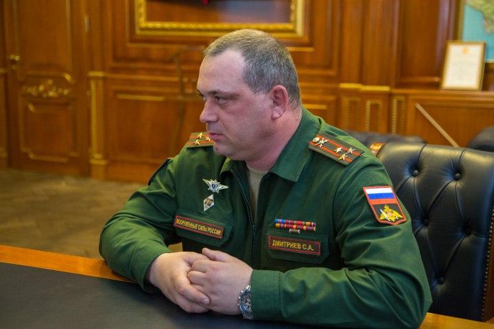 Новым командиром 34–й отдельной мотострелковой горной бригады назначен армии полковник Сергей Дмитриев