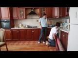 Дуэт Да Махачкала - Ковер не влезает в стиральную машину.