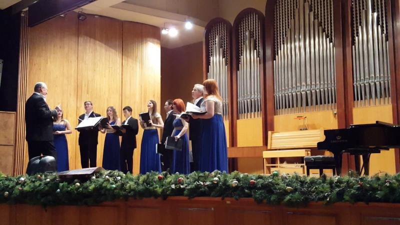 Концерт в Органном зале, Сочи 07.2016.Фест Рождественский олимп