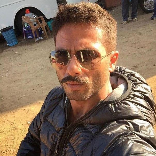 Новости Болливуда, Шахид Капур, 2016, фото, съемки Rangoon, индийский актер