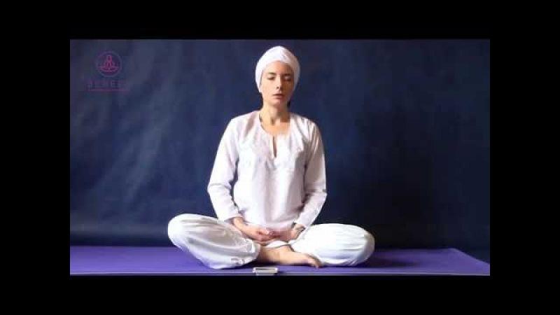 Кундалини йога: Почакровая медитация Гуру Рам Даса