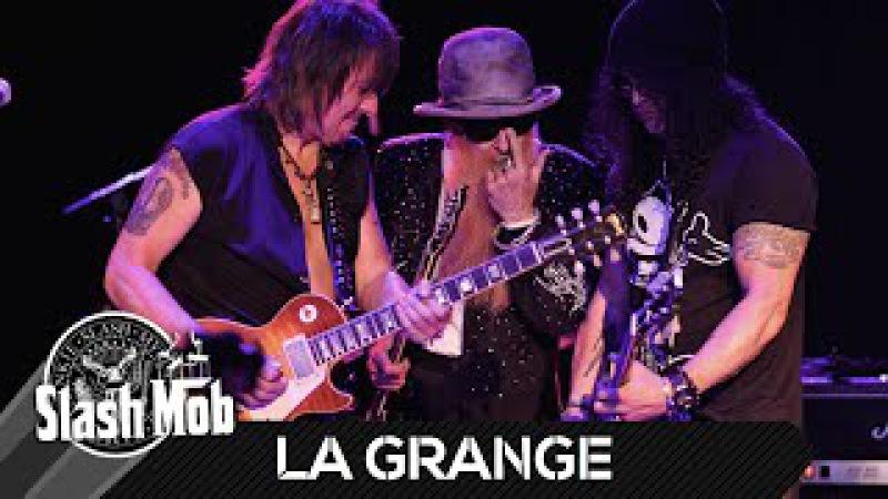 Billy Gibbons, Slash, Richie Sambora -