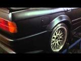 BMW Е33  (Е30 посажёная на Е36) После покраски