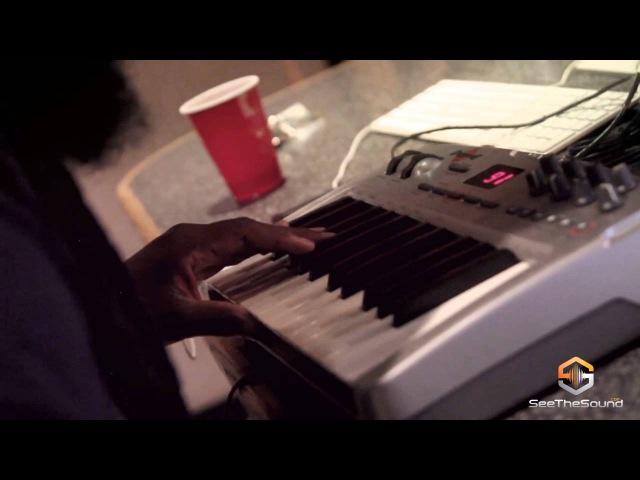 2 Chainz Producer M16 Makes crazy beat