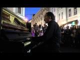 Даниил Крамер @ Столешников переулок, Фестиваль уличных пианино, 26.09.2015 (5)