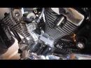 Регулировка клапанов мотоцикла Lifan LF250, Yamaha XV250 Virago Valve Adjustment