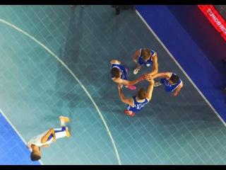 Рекап с молодежного чемпионата Европы по стритболу в Минске
