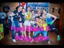 Poppi Blanca II - White collar - Белые воротнички- шоу номер (Киев)