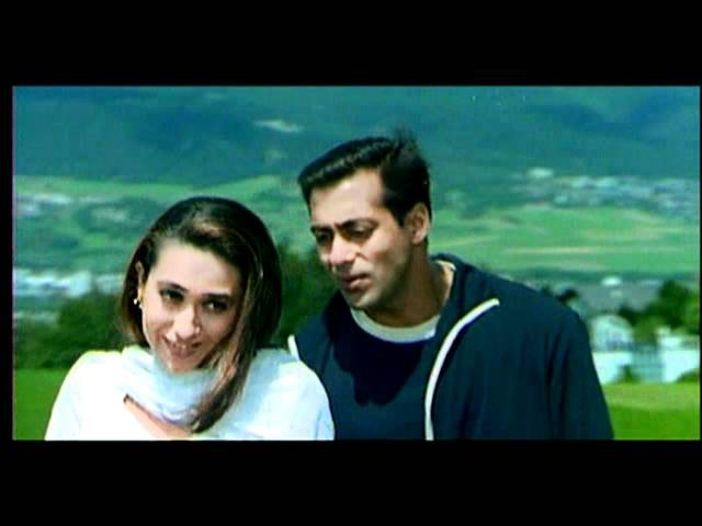 Chori Chori Sapno Mein Film Chal Mere Bhai, Salman Khan , Karishma Kapoor
