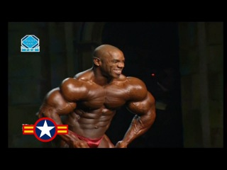 FLEX WHEELER - 1999 MR.OLYMPIA POSING ROUTINE