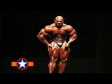 FLEX WHEELER - 1999 ENGLISH GRAND PRIX POSING ROUTINE