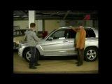 Mercedes-Benz GLK / Тест-драйв