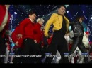 [151220] PSY - DADDY DANCING WITH EXO, BTS, GOT7[BEST ENCORE STAGE EVER] Inkigayo WIN