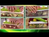 Универсальная мультирезка - режет мясо, фрукты, овощи