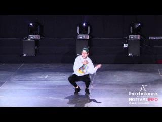 Adults Solo Pro  Hip Hop  | Гаврилов Роман  |  The Challenge Dance Championship