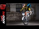KTM FREERIDE E with Danny MacAskill Stunts and Action