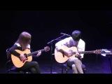 (Depapepe) Start - Gabriella Quevedo &amp Sungha Jung (live)