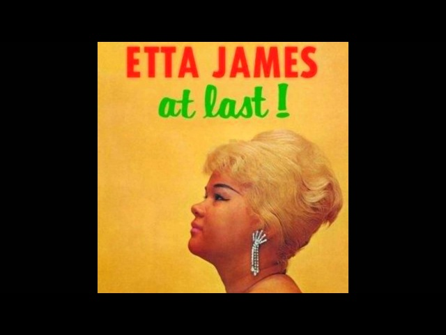 Etta James All I Could do was Cry