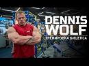 Мастер-класс Dennis Wolf. Тренировка бицепса.