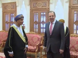 Sergey Lavrov and Fahd bin Mahmoud al Said | С.Лавров и Фахд Аль Саид