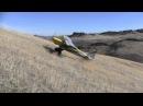 Wild West Aircraft SuperSTOL landing short
