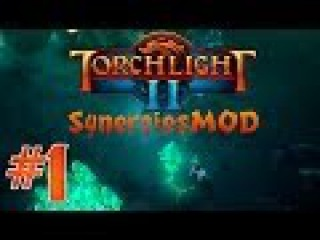 Torchlight 2 + Synergies mod #1 - Православный Некромант.