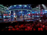 Eurovision 2009 Semi Final 1 15 Finland Waldo's People Lose Control 169 HQ