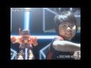 Квантум робот боксёр W101 RC Robot Boxing Battle with Nunchaku Control