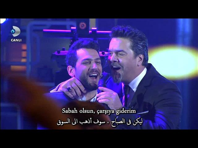 Murat Yildirim in Beyaz show ( Osman Aga ) Arabic subtitles
