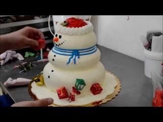 Making christmas cake games online