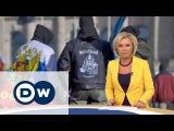 Немецкая Pegida: За Путина и против ислама - DW Новости (20.11.2015)