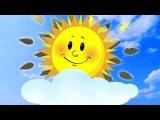 Умный малыш #4. Развивающий мультфильм для малышей  Smart baby #4. Наше_всё!