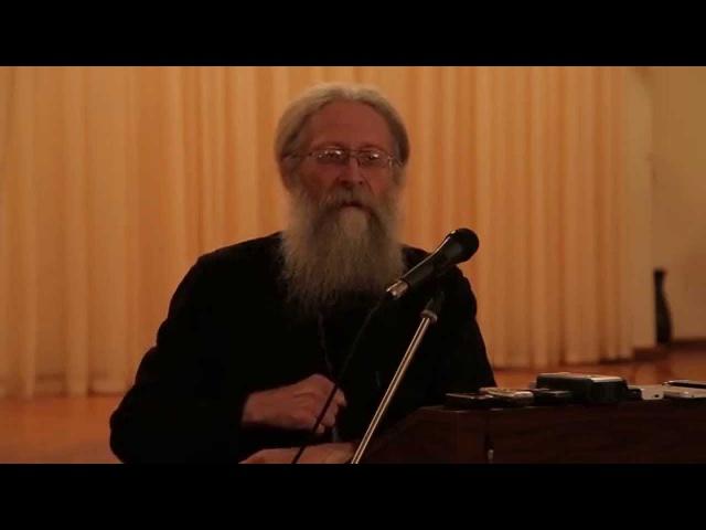 Протоиерей Геннадий Фаст. Библейское обоснование почитания святых. 27.11.2014