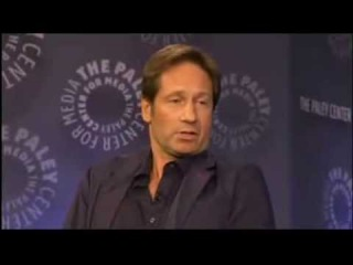 New York Comic Con Paley Center X-Files Q&A with Gillian Anderson and David Duchovny  Part 3