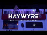 Haywyre - Endlessly (Live Performance) Monstercat Release