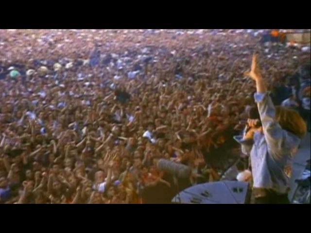 Bon Jovi - Livin On A Prayer - Live From London 1995