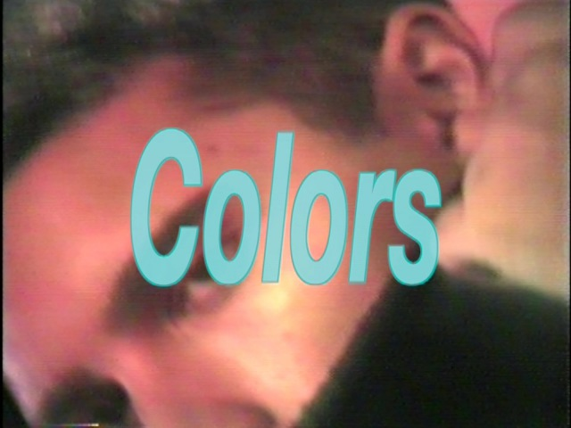 Eric Saade - Colors (Official Lyric Video)