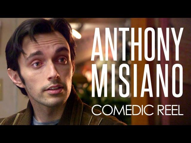 Anthony Misiano - Comedic Reel