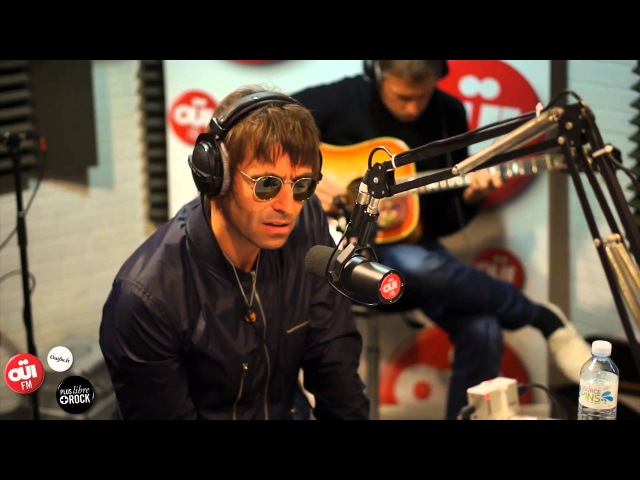 Beady Eye - Start Anew - Session Acoustique OÜI FM