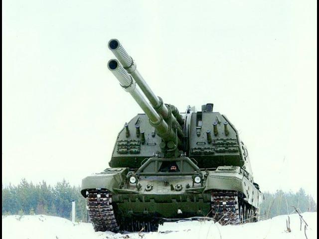 Самоходная артиллерийская установка САУ Коалиция СВ 2С35 обзор 2016