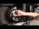 Обзор мотоцикла к-750 (тюнинг. доработка ) motorcycle Ural Dnepr